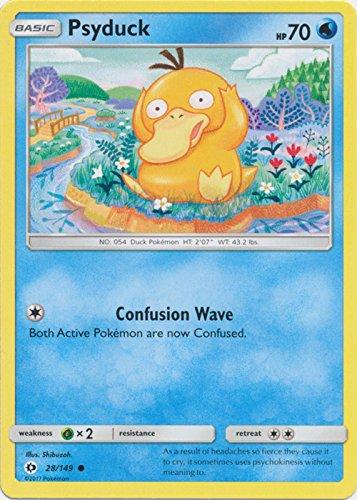 (Psyduck - 28/149 - Common - Pokemon Sun & Moon)