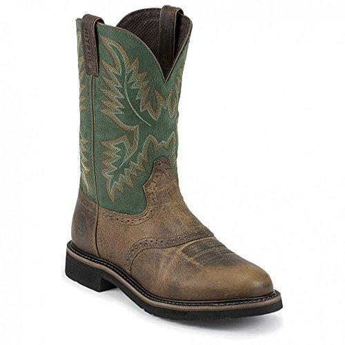Justin Original Work Boots Stampede