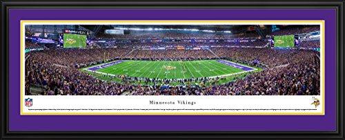MN Vikings - 1st Game at US Bank Stadium - Blakeway Panorama