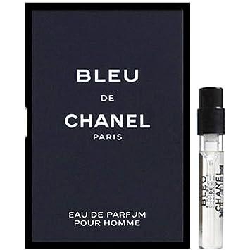 Amazon.com   BLEU DE C H A N E L Eau de Parfum 2ml 0.06oz Sample ... b47493baaf
