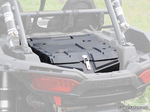 2017 Polaris RZR XP 1000 Rear Cargo Box by SuperATV RCB-P-RZR1K by SuperATV.com