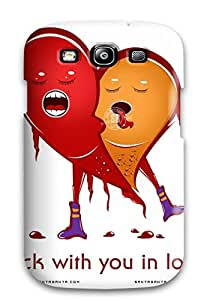 Perfect Loves Case Cover Skin For Galaxy S3 Phone Case
