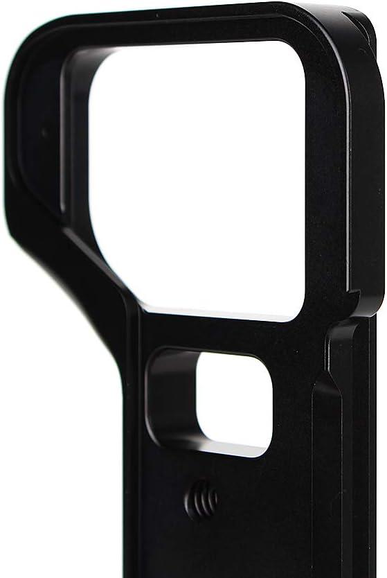 Pixco Metal Hand Grip Camera L Plate Bracket Holder Stabilizers Quick Release Hand Grip Vertical External Suit for Nikon D500 Camera D500 for Nik