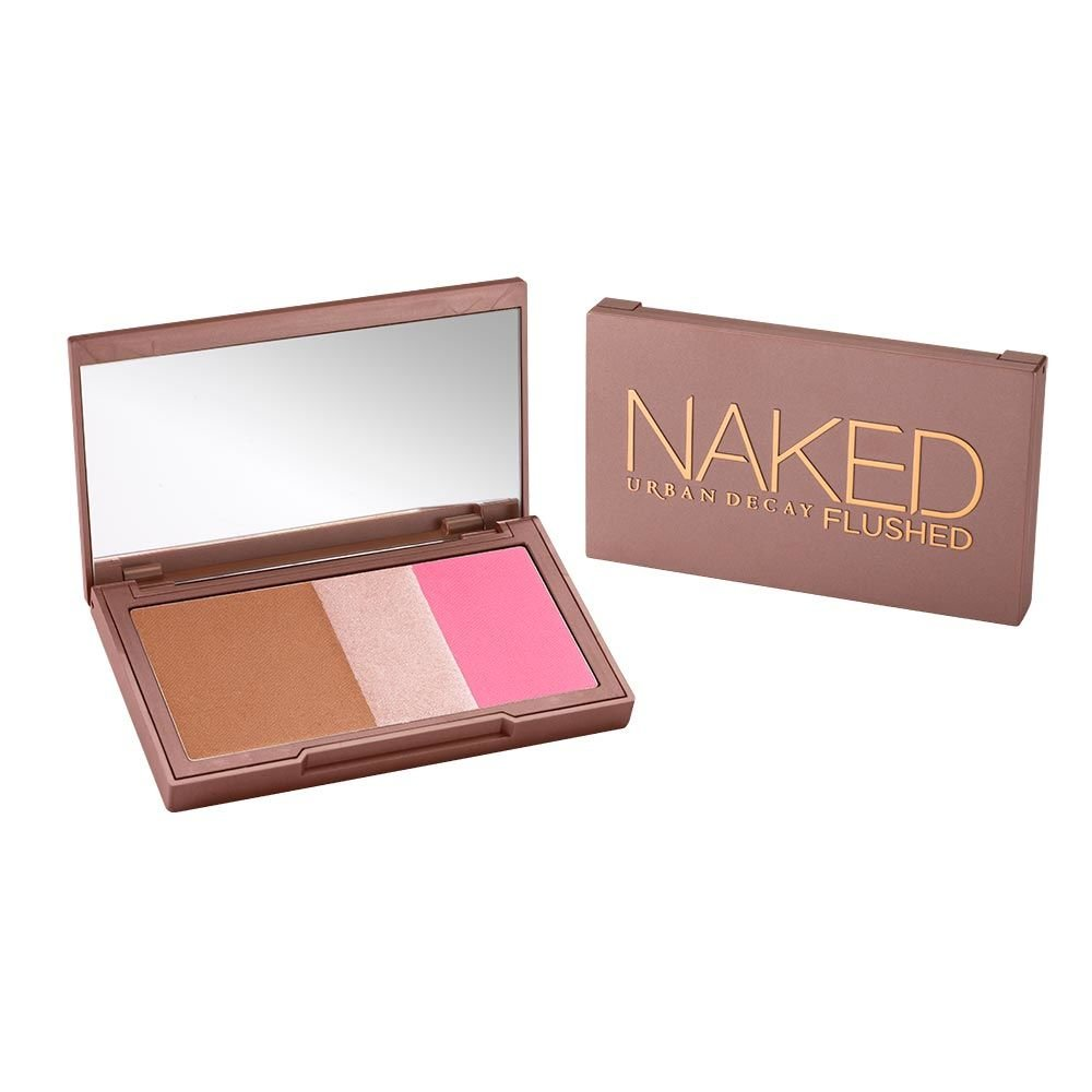 Urban Decay - Estuche de regalo paleta naked flushed native