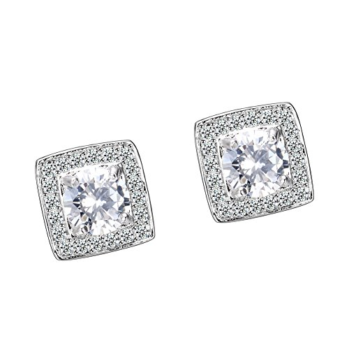 Jewelry Promise Engagement Diamonds Earrings