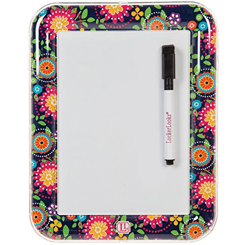 LockerLookz Dry Erase Board Floral product image