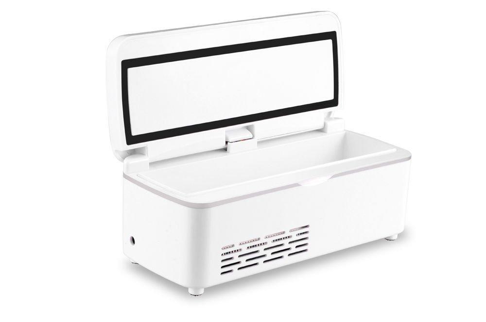 Mini Kühlschrank Für Insulin : Ele eleoption insulin kühlbox 2 8 ° c tragbare gekühlte box medizin