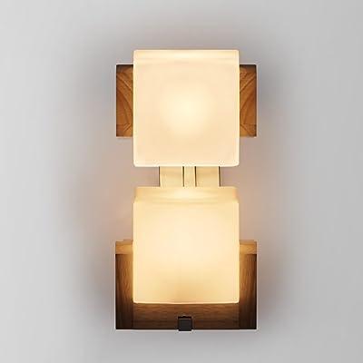 Bois Murale Moderne Lampe Nordique En IntérieureArt knP0wO