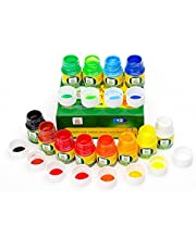 12 Colors Washable Finger Paints Set for Toddlers, Kid's Art Painting Set Kid Safe Finger Paint Supplies Child-Friendly Finger Paint Non-Toxic, Toys Painting Tool Birthday Gifts, for Kindergarten School Home