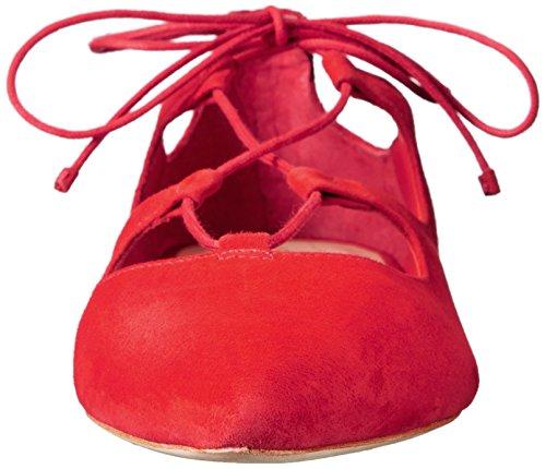 Randall Ballet Flat Women's Poppy Nappa Kid Loeffler Ambra U6qZq