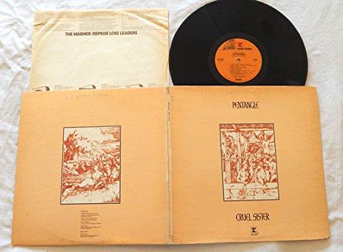 The Pentangle LP Cruel Sister - Reprise Records 1970 - Near Mint Vinyl - Bert Jansch - John (Pentangle Cruel Sister)