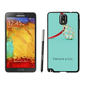 Personalized Design Samsung Note 3 Tiffany and Co 10 Cell Phone Cover Case for Galaxy Note3 III N900 N9005 Black