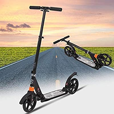 Fast 88 Adult Kick Scooter for Teen Adult Kids Component : Sports & Outdoors