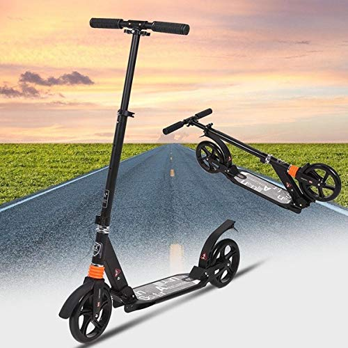 folding kick scooter for adults