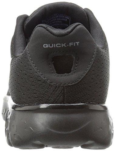 Run Performance Skechers Go Disperse Men's Shoe Mesh 400 Black Running dqdSHtw