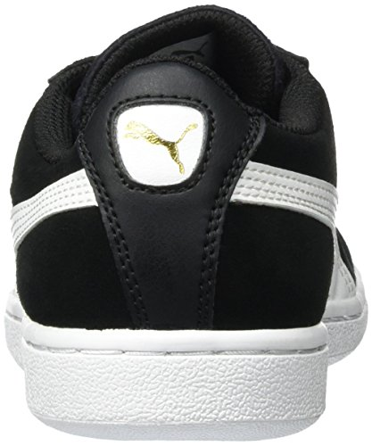 Puma Vikky, Women's Low-Top Trainers Black (Black/White 02)