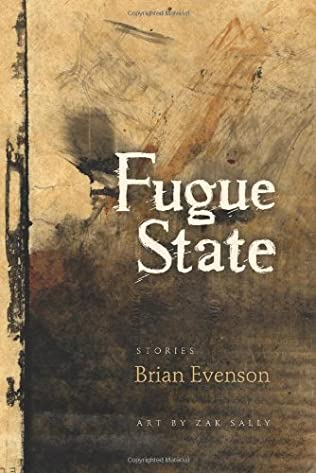 book cover of Fugue State