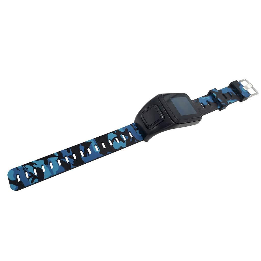 Spark 3 QHJ Armband F/ür Tomtom Adventurer//Runner 2// Runner 3,Silikon Ersatz Uhrenarmb/änder Straps Sport Armband f/ür Tomtom Adventurer//Runner 2 3