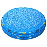 Homelix Baby Swimming Inflatable Pool Portable Outdoor Children Basin Bathtub with Pump