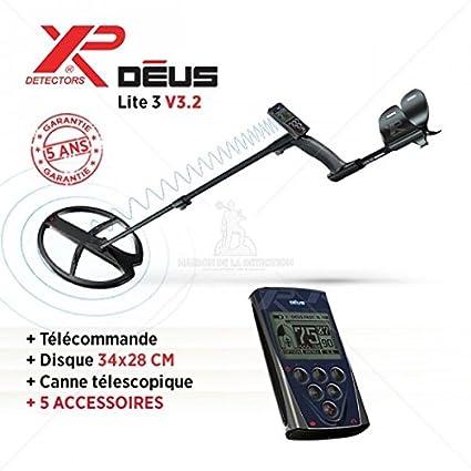 Detector de metales XP Deus 3 Lite