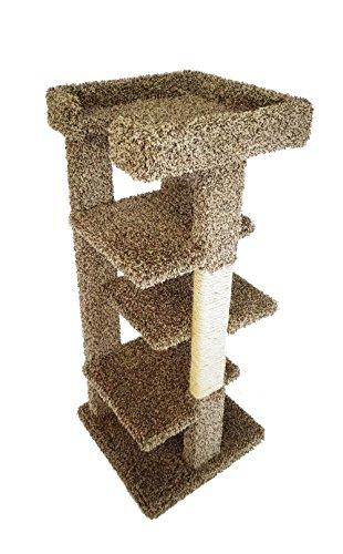 New Cat Condos Cat Tree, Neutral