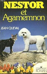 Nestor et Agamemnon par Jean Queval