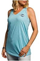 Harley-Davidson Wisconsin Women's Chasing Freedom Premium Tank Top, Blue H329-HE04