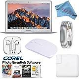 Apple 13.3 MacBook Air 256GB SSD MQD42LL/A Premium Bundle