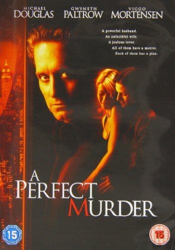 A Perfect Murder by Michael Douglas