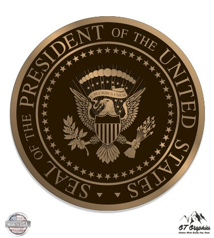 (President of the United States Seal - 3
