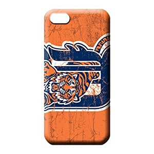 diy zhengiPhone 6 Plus Case 5.5 Inch High Specially Snap On Hard Cases Covers phone cover shell detroit tigers mlb baseball