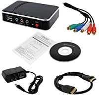 Digital HDMI Component YPbPr Video Recorder With MPEG Editor Software