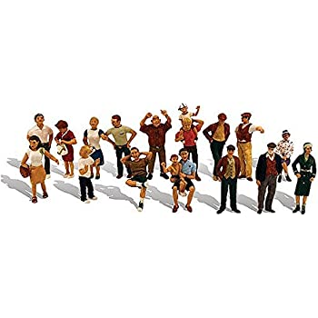 Amazon.com: Artist, Sculptor & 3-Nude Models HO Scale