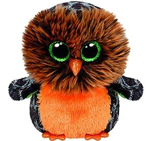 2ddf374901d Amazon.com  Ty Beanie Boos Spells - Snow Owl Medium  Toys   Games