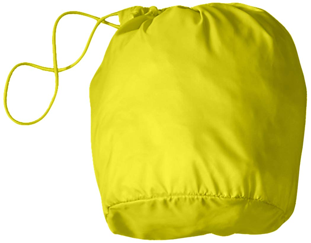 Helly Hansen Jr Barrier Down Insulator Jacket, Sweet Lime, Size 10 by Helly Hansen (Image #3)