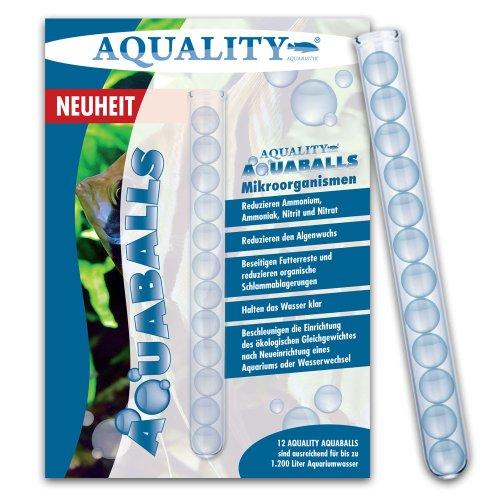 AQUALITY AQUABALLS - 12 Balls (0,83 €/Stück)