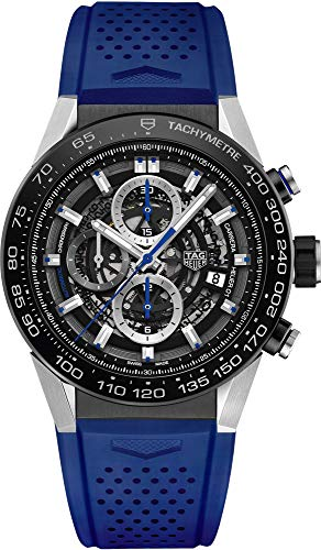 Tag Heuer Carrera Chronograph Automatic Mens Watch CAR2A1T.FT6052 -