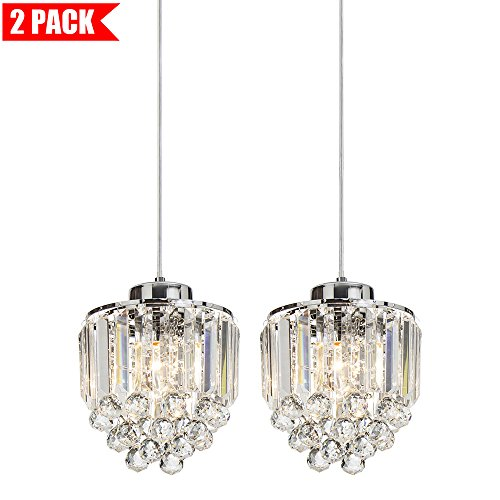 Crystal Ceiling Pendant Light