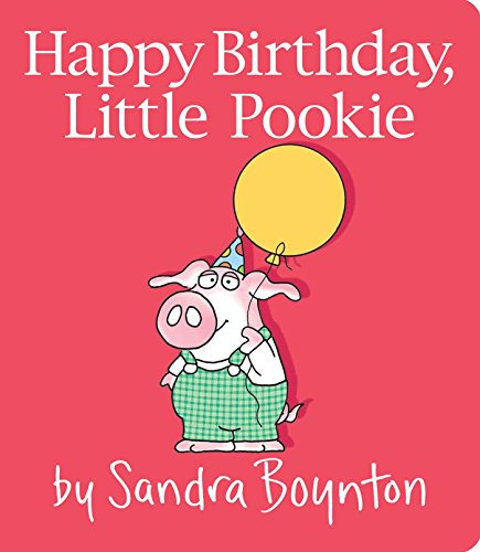 Happy Birthday, Little Pookie -