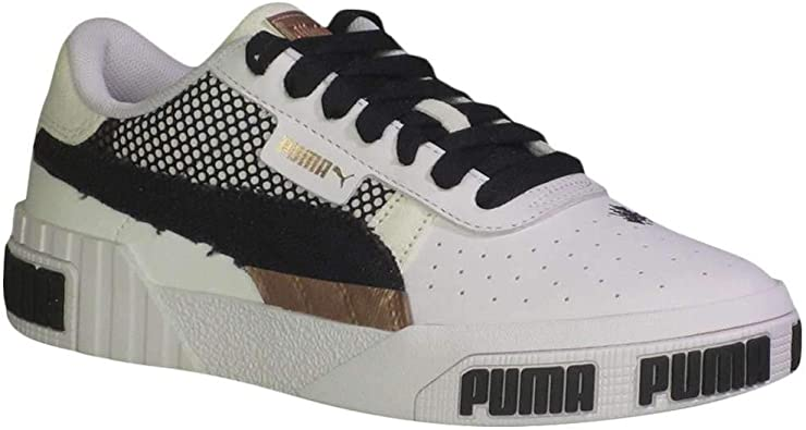 puma cali sport rose gold