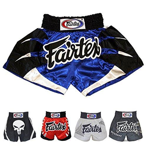 (Fairtex Muay Thai Boxing Shorts BS0612 Spider, Size M)