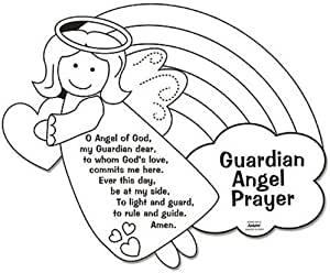Guardian Angel Coloring Pages - Cliparts.co | 249x300