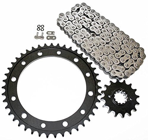 2002-2013 Honda VFR800FI/ABS 530-110 L O Ring Chain and Sprocket (Abs 2010 O-ring Chain)