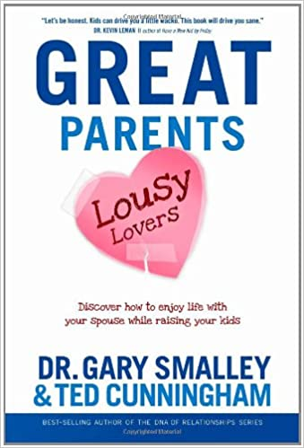 Great Parents, Lousy Lovers Book Cover