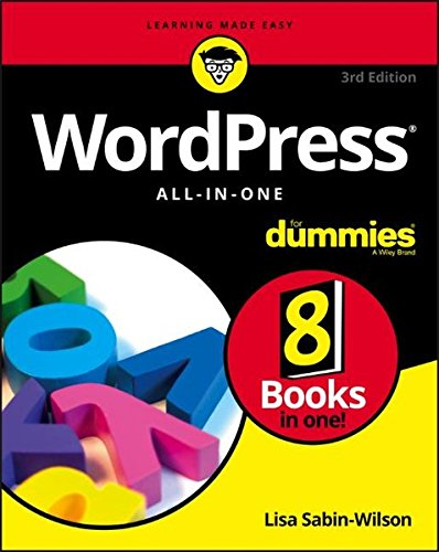 (WordPress All-in-One For Dummies (For Dummies (Computers)))