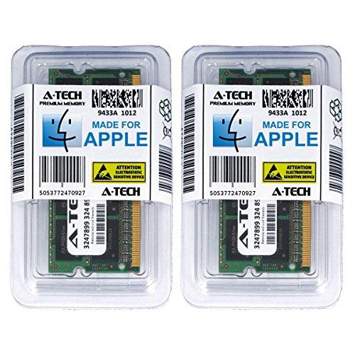 Kit 2 x 2GB PC3-10600 Mac mini iMac MacBook Pro Mid 2010 Late 2011 A1286 MD311LL/A A1297 MC511LL/A A1312 MC309LL/A A1311 MC812LL/A MC813LL/A MC814LL/A MC815LL/A A1347 Memory RAM ()
