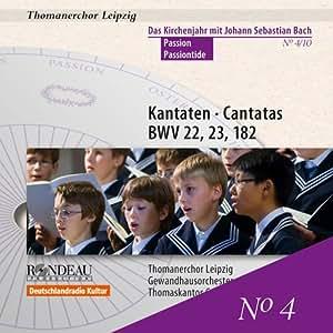Bach: Kantaten zu Passion