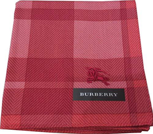 Burberry Women's Handkerchief Horse of Embroidery Red - Handkerchief Burberry