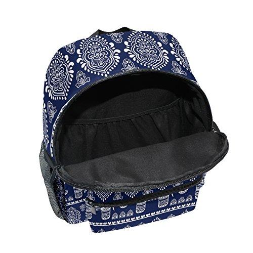 nbsp;Book Animal Elephant Tribal ZZKKO nbsp;for nbsp;Bag nbsp;Toddler Boys nbsp;School nbsp;Backpack nbsp;Girls Kids p6TxxY