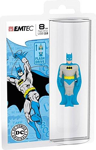 Emtec 8GB SH102 Batman ECMMD8GSH102
